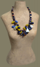 Mali Trade Bead Necklace