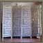 Carved Folding Screen