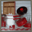 Vintage Kitchenware Set