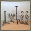 Wrought & Cast Candleholders