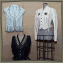 Ladies Leather Vests & Jacket