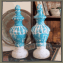 Antique Ceramic Finials