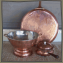 Old Tin Lined Copper Cookware