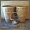 Bushel Baskets & Egg Basket
