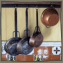 Old Copper Cookware